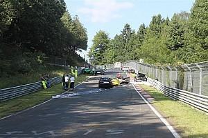 General Noticias de última hora Diez heridos en día de pruebas en Nordschleife