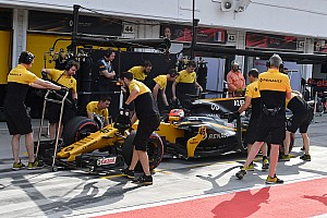 Renault F1 team still feels understaffed