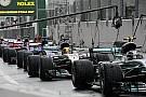 Olasz Nagydíj 2017: a büntetések után a hivatalos F1-es rajtrács Monzából
