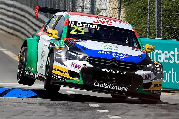 WTCC Yarış raporu WTCC Portekiz: Bennani ve Michelisz zaferlerin sahibi oldu