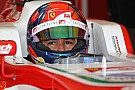 Formula 4 Enzo Fittipaldi conquista podio en la apertura de la F4 alemana