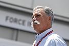 Carey busca un equilibrio entre contenido gratuito y de pago en F1