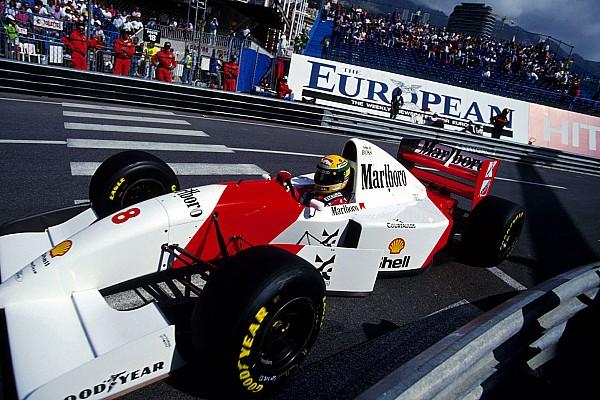 Formula 1 Ecclestone buys Senna's Monaco-winning McLaren