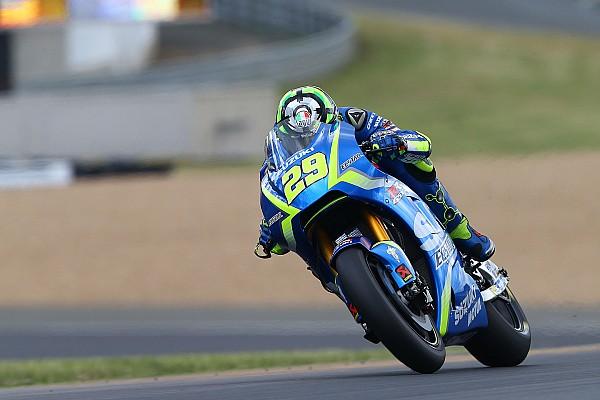 MotoGP Важливі новини Янноне закликає Suzuki вирішити проблеми з буксуванням