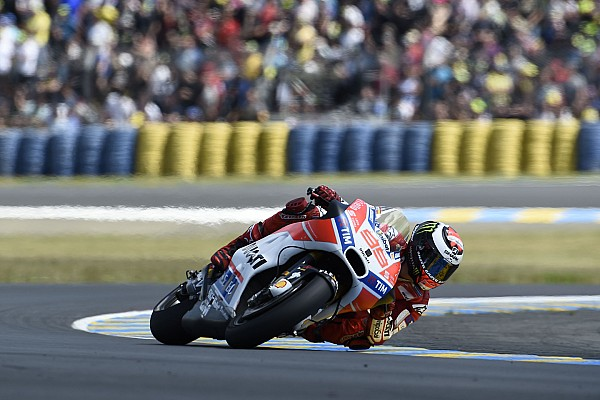 """Lorenzo saved """"difficult situation"""" with sixth at Le Mans"""