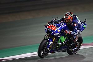 MotoGP Practice report Qatar MotoGP: Vinales dominates first practice of 2017