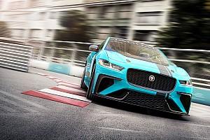 Track test: De Jaguar I-Pace aan de tand gevoeld