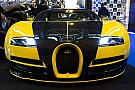 Automotive Bugatti test driver tells his story about Veyron crash at 248mph