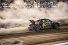 Global Rallycross Tanner Foust wins Red Bull GRC Seattle I