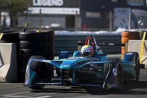Formula E Reporte de pruebas Turvey volvió a quedar al frente en el final de las pruebas en Valencia