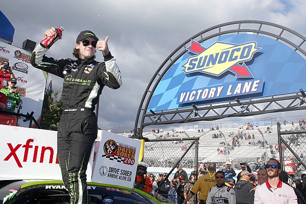 NASCAR XFINITY Ryan Blaney dominates NASCAR Xfinity Series race at Dover