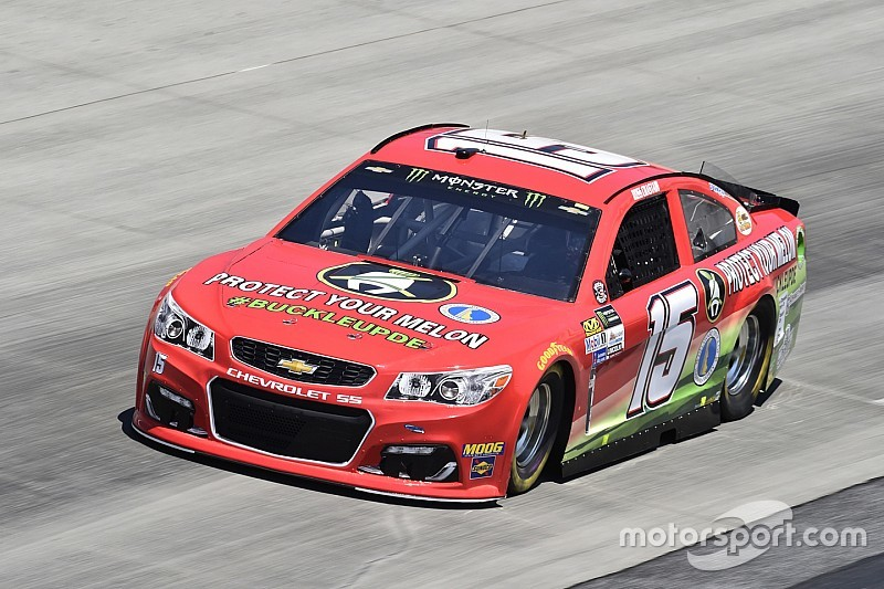 It was a dream come true as ross chastain finishes 20th for Jd motors austin tx