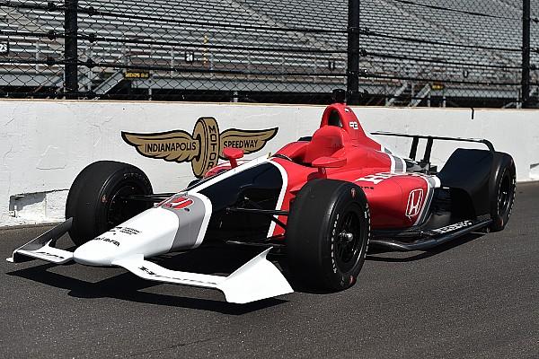 IndyCar IndyCar stellt Autos für 2018 vor