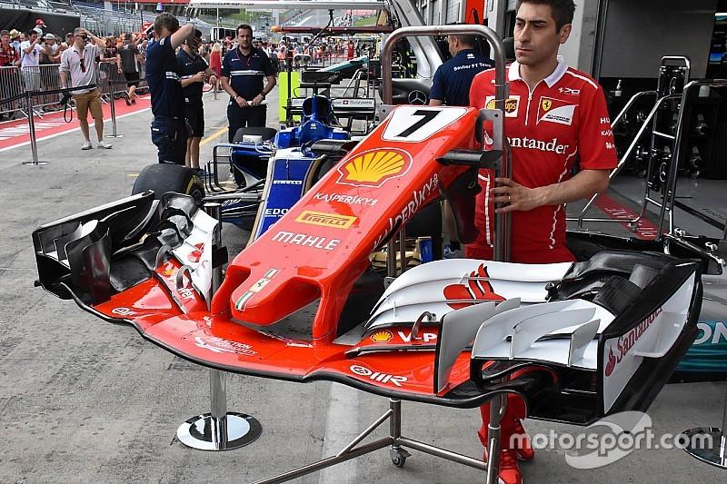 Технічний брифінг: Ferrari тестує нелегальне днище в Австрії