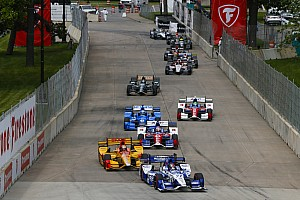 "IndyCar Breaking news IndyCar's push-to-pass boost ""may not be needed"" in future, says Frye"