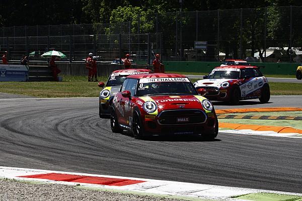 Mini Challenge: Luca Rangoni ed Alberto Cerqui si dividono le vittorie a Monza