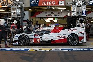 Le Mans News Le Mans 2018: Reifenwechsel bei Tankstopps sollen erlaubt werden