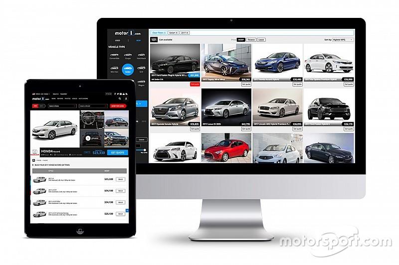 Motor1.com luncurkan layanan toko online mobil