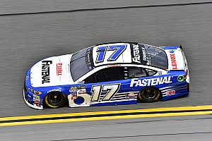 NASCAR Cup Practice report Ricky Stenhouse Jr. leads Ford parade in final Daytona 500 practice