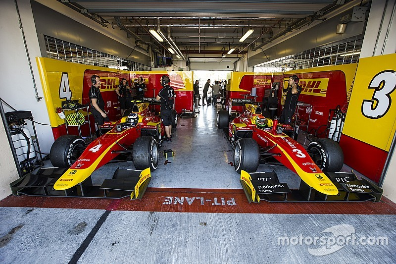 Racing Engineering drops out as F2 names 2018 teams