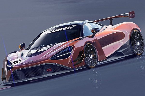 McLaren представить нову модель 720S GT3 для 2019 року