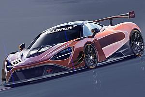 GT Noticias McLaren presentará el nuevo modelo 720S GT3 para 2019