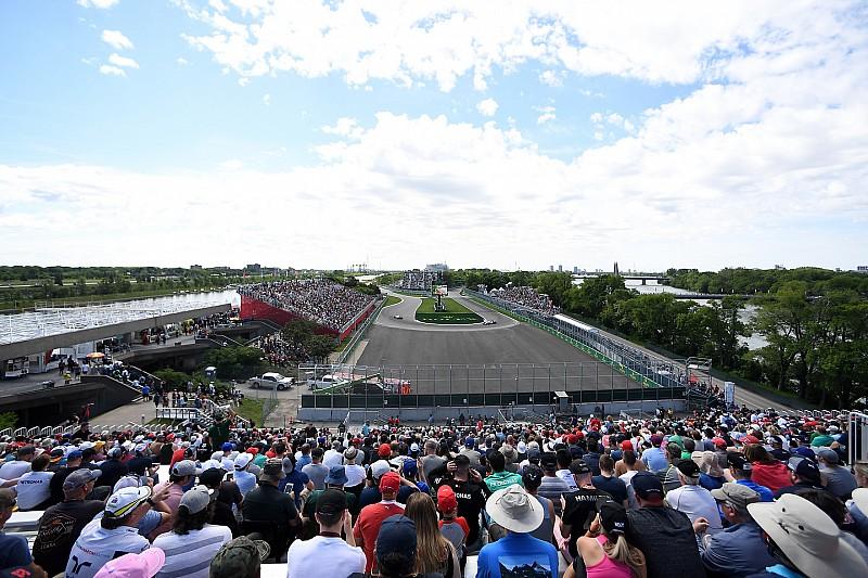 Текстова трансляція гонки Гран Прі Канади