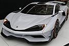 Automotive Aria FXE: Supersportler mit Hybridantrieb in L.A.
