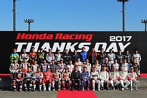General Breaking news GALERI: Honda Racing THANKS DAY 2017