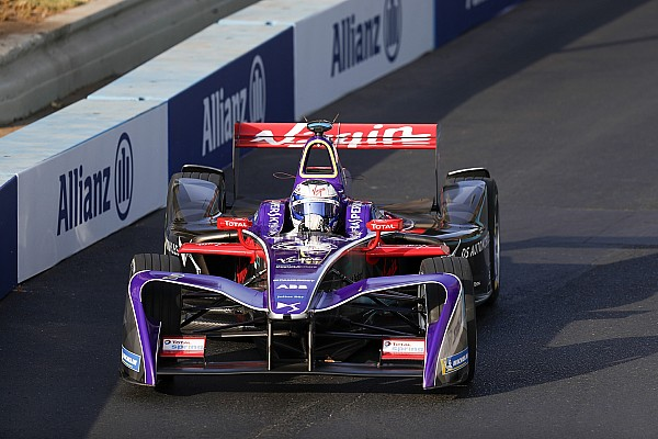 Formula E Duo DS Virgin diganjar penalti grid di Meksiko
