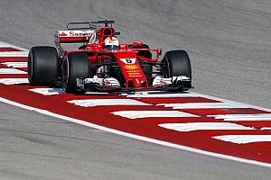 Vettel: Austin'e gelirken tek hedefim kazanmaktı