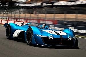 eSports Actualités Alpine aura droit à sa Vision Gran Turismo