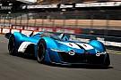 Jeux Video Alpine aura droit à sa Vision Gran Turismo