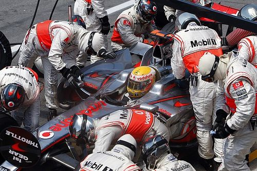 "Hamilton: Engenheiros da McLaren ""nunca me ouviram"""