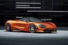 Auto Pas moins de 800 ch pour cette McLaren