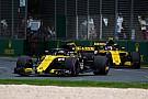 Formule 1 Renault blij met line-up: