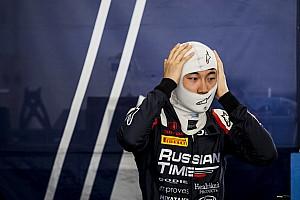 FIA F2 Новость Гонщик Ф2 сказал спасибо Halo после аварии