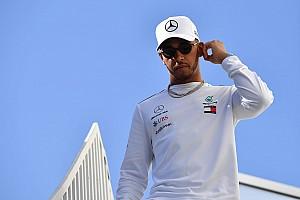 Lewis Hamilton gibt zu: