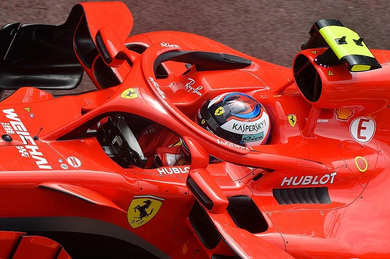 Відео: зміни дзеркала заднього виду Ferrari