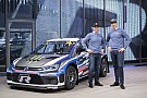 World Rallycross Solberg's Volkswagen-backed Polo RX car revealed