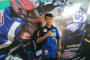 World Superbike Breaking news Galang Hendra mantap menatap World Supersport 300