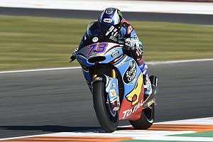 Moto2 Relato de classificação Márquez é pole em Valência; Granado larga em 18º