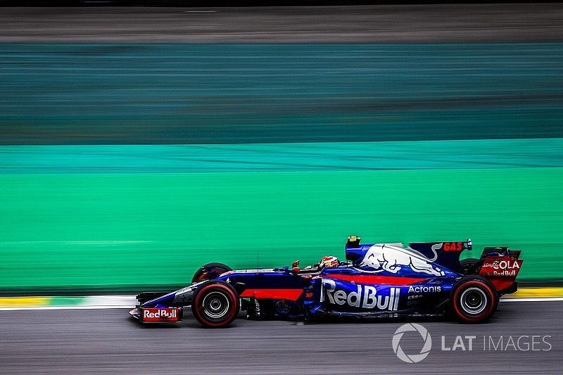 """Gasly """"completely lost power"""" 200 metres before finish"""