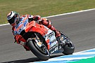 Uji coba komponen baru GP18, Lorenzo percaya diri