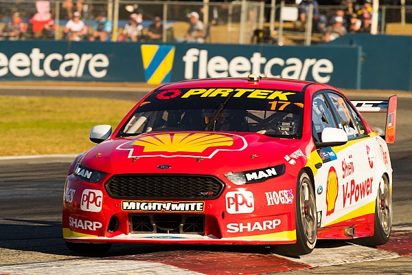 Supercars Perth Supercars: McLaughlin wins from 19th on the grid