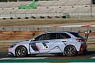 TCR Italia Paolino e Scalvini con le Hyundai della BRC nel 2018