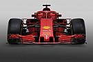 Формула 1 Технический анализ: все тонкости Ferrari SF71H