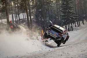 WRC Motorsport.com hírek A legvadabb és legjobb képek a 2018-as Svéd Raliról