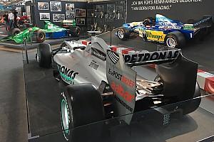 Fórmula 1 Últimas notícias Nova exposição de Schumacher é inaugurada na Alemanha