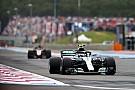 Formule 1 GP de France : les vitesses de pointe